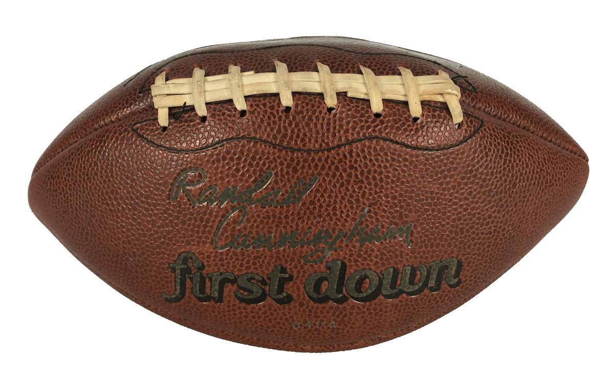 Bola De Futebol Americano Antiga Regent Parahyde Leather