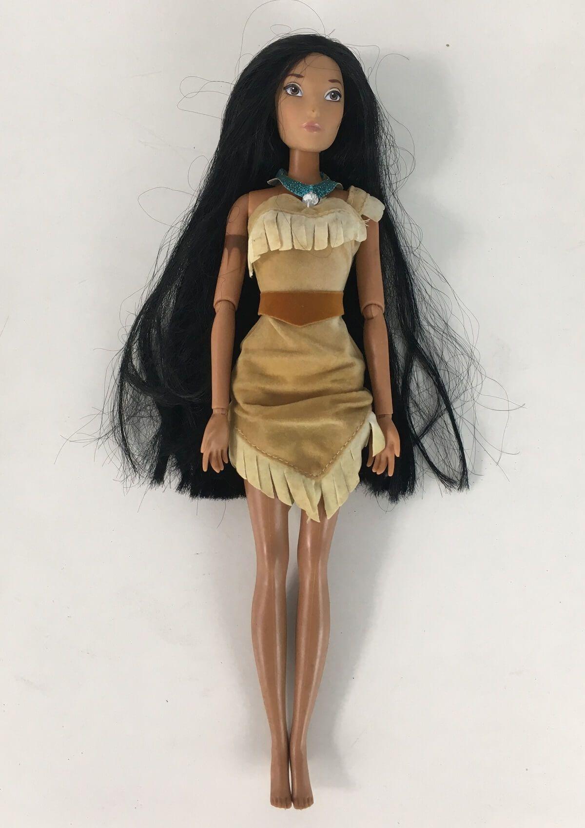 Boneca Disney Pocahontas Articulada