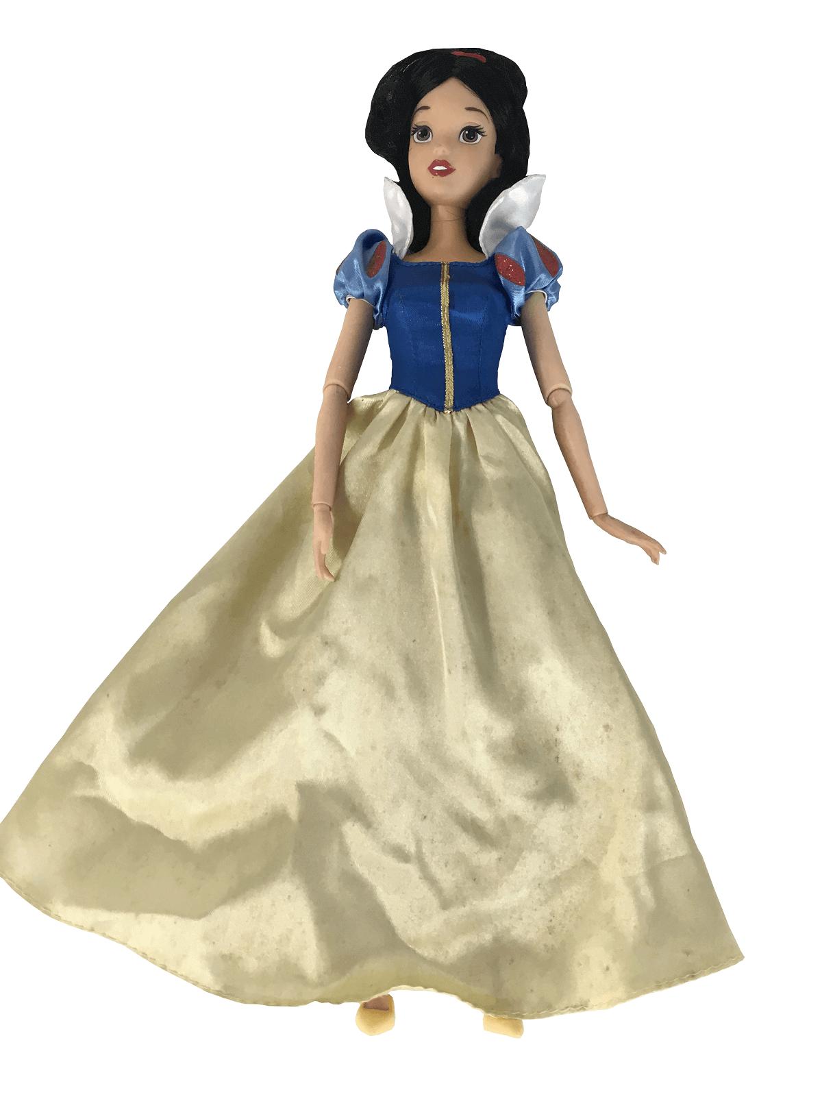 Boneca Disney Princesas Branca De Neve Articulada