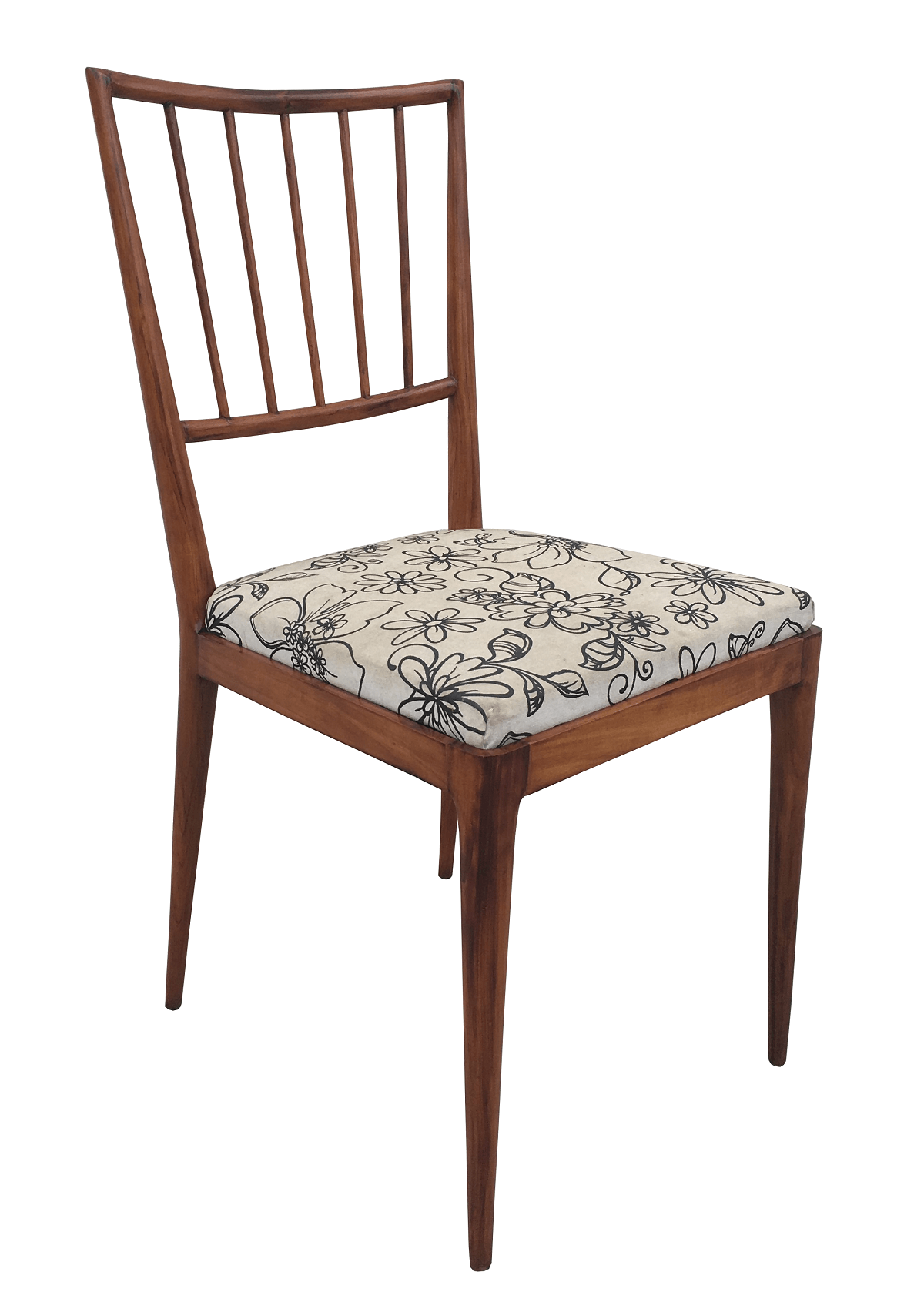 Cadeira Antiga Scapinelli Ou Geraldo De Barros Design Anos 60