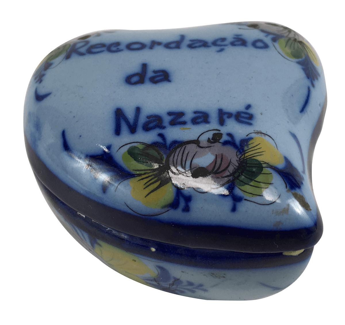 Caixinha Ceramica Alcobaça Portugal