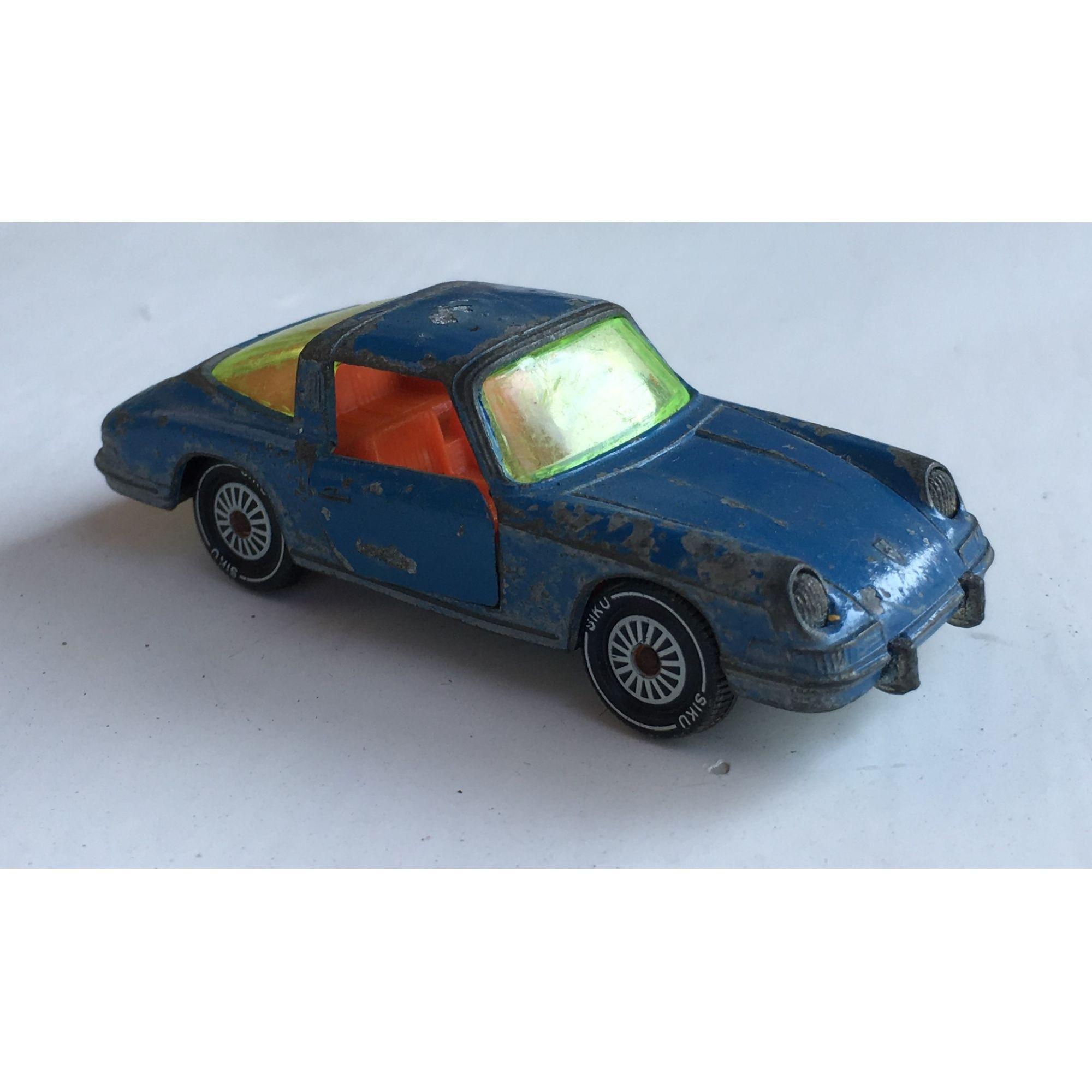 Carrinho Miniatura Antiga Siku Porsche