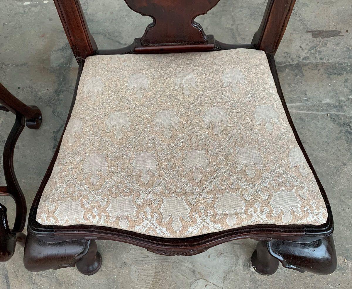 Conjunto 4 Cadeira Antiga Dom Jose Perfeitas