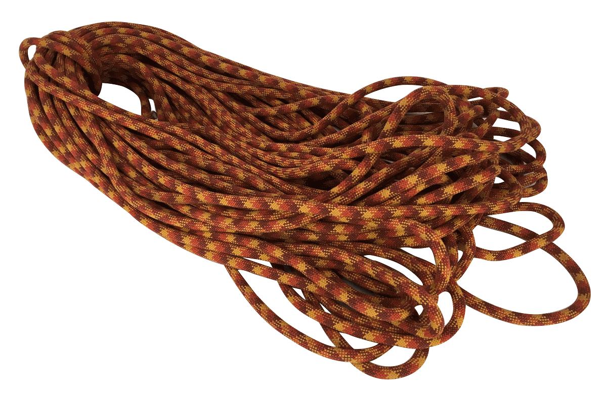 Corda Rapel Alpinismo 10.3 mm 50 metros Coral