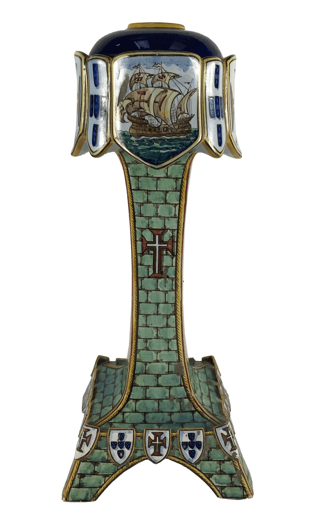 Escultura Antiga Ceramica Portuguesa Outeiro Agueda