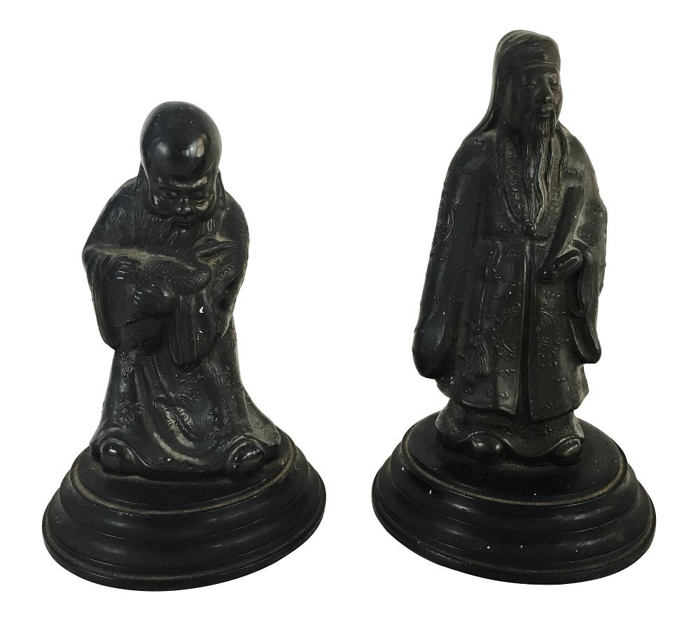 Esculturas Figuras Orientais Buda Em Metal