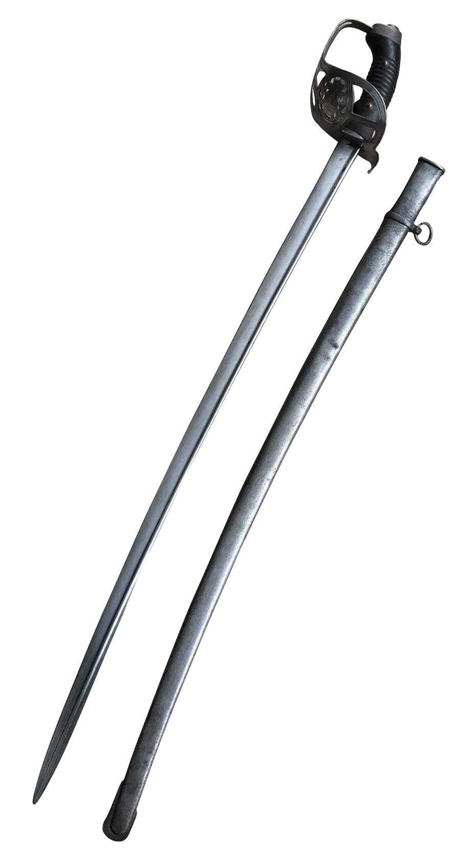 Espada Antiga Militar Argentina Cavalaria 1898