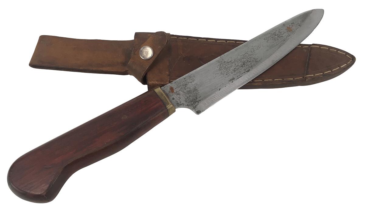 Faca Antiga Zakharov 34cm