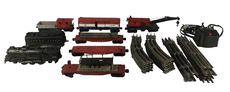 Ferrorama Antigo Trem Lionel