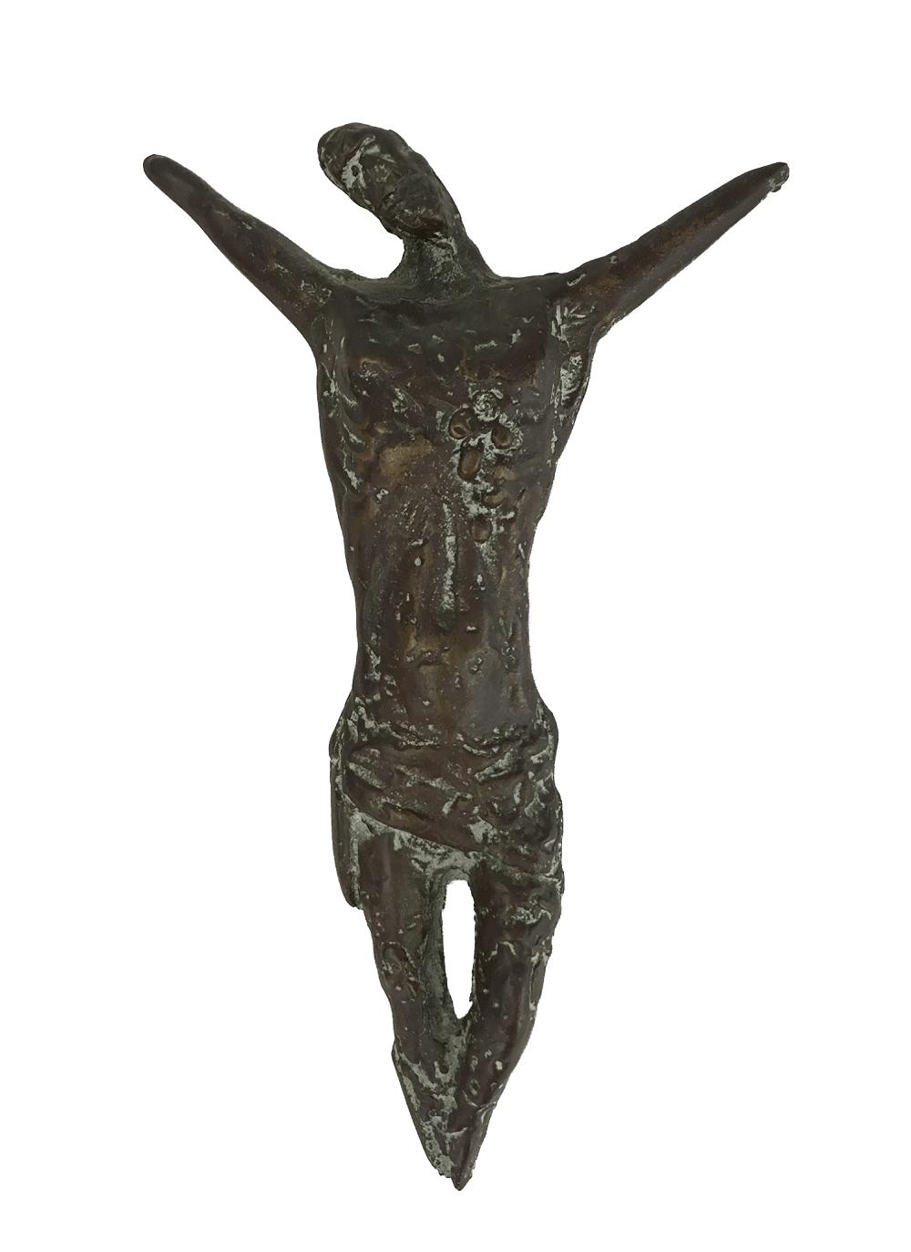 Francisco Stockinger Escultura Cristo Crucificado