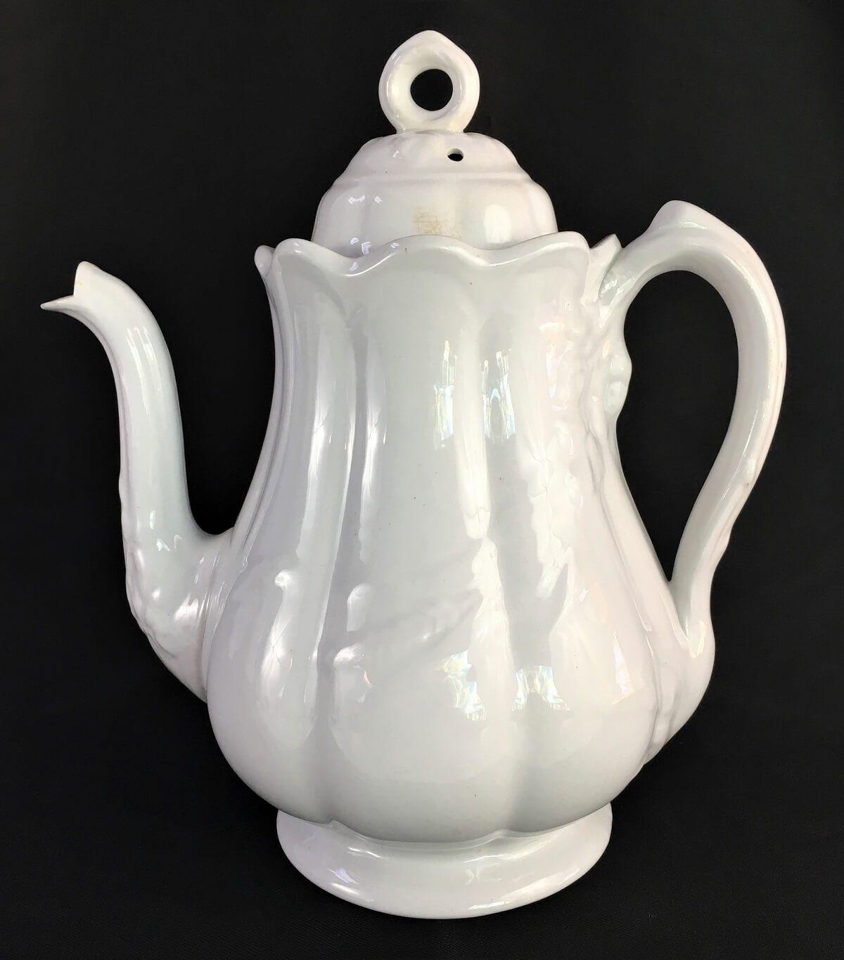 Grande Bule Porcelana Antiga J & G Meakin Ingles