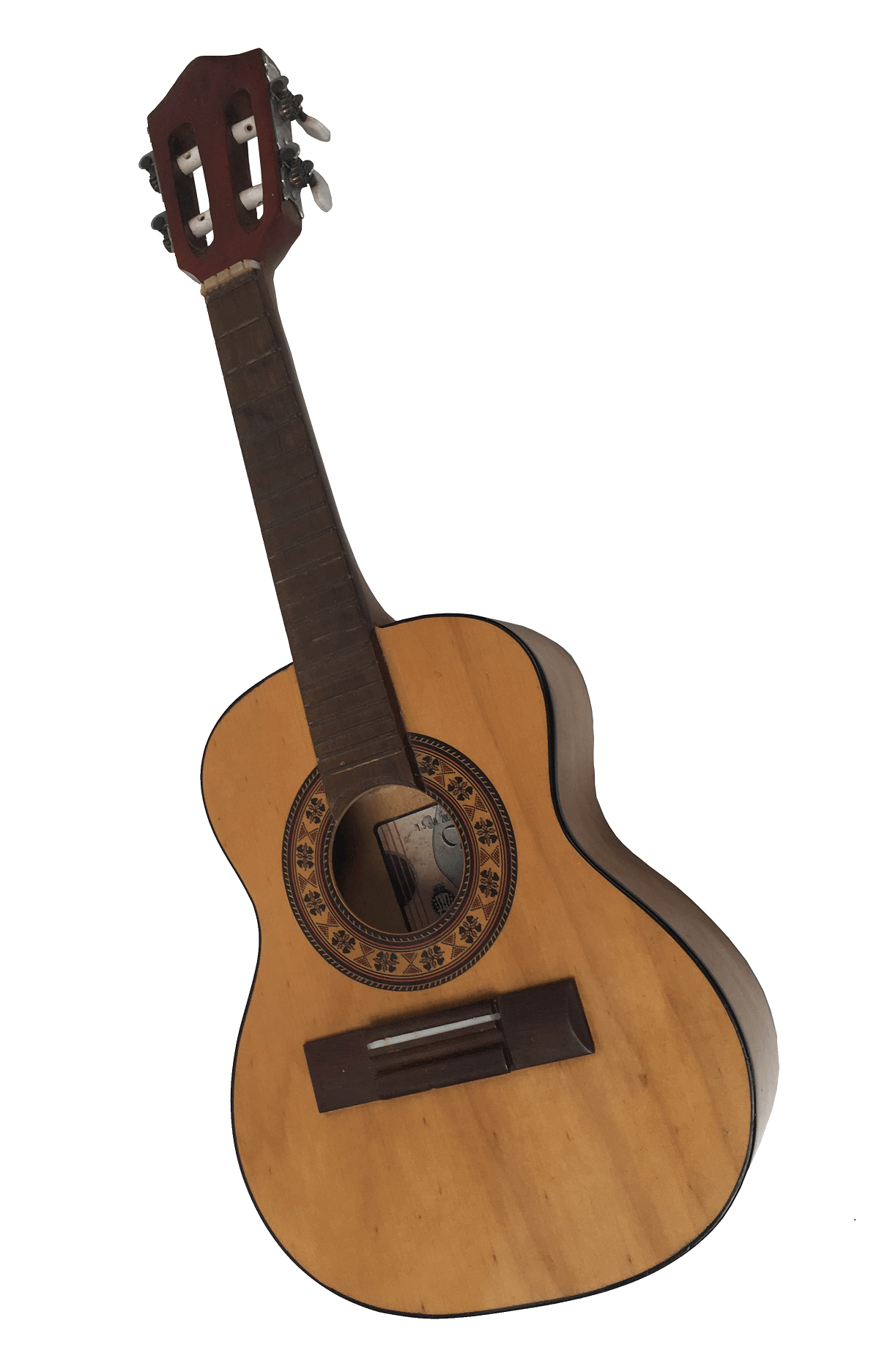 Instrumento Musical Antigo Cavaquinho Tonante