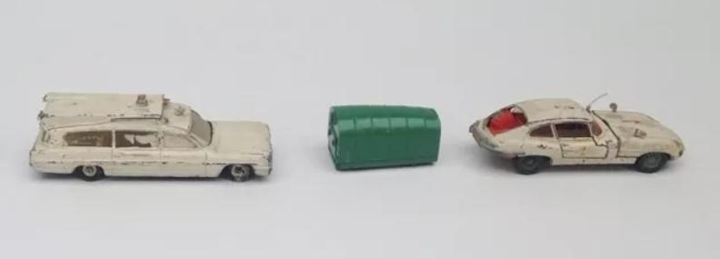 Lote Miniaturas Dinky Toys