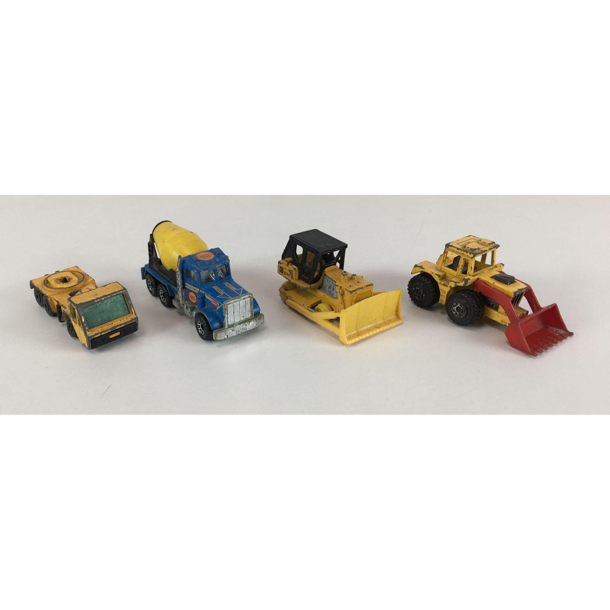 Lote Miniaturas Matchbox