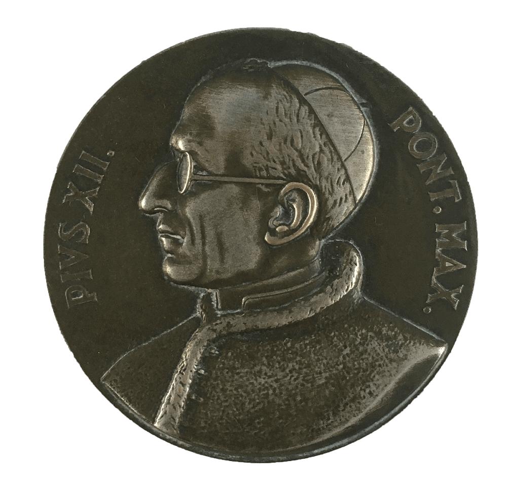 Medalha Antiga XXXVI Congresso Eucaristico Internacional