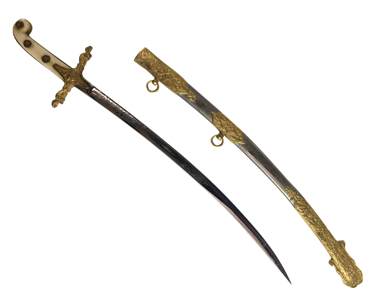 Miniatura Espada Militar Antiga Duque De Caxias