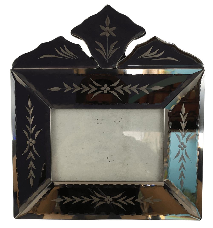 Porta Retrato Espelho Veneziano