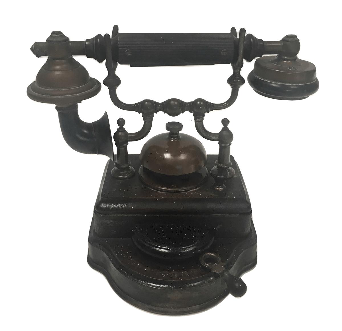 Rarissimo Telefone Antigo Ericsson 1896