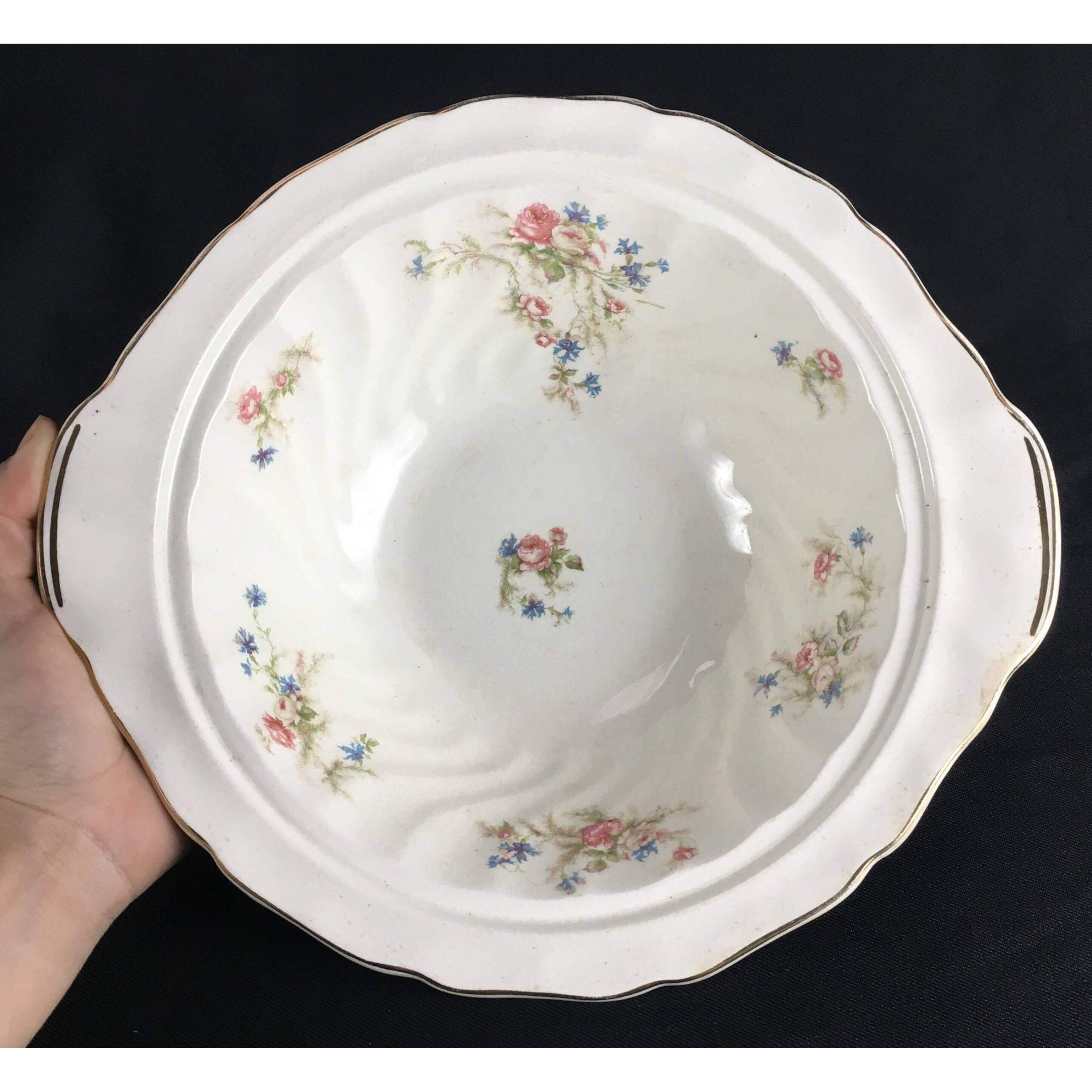 Sopeira Antiga Porcelana Inglesa Johnson Bros