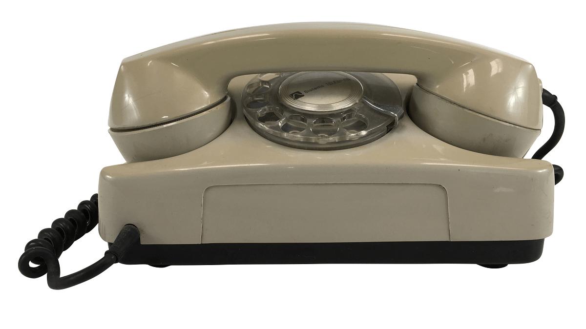Telefone Antigo Baquelite