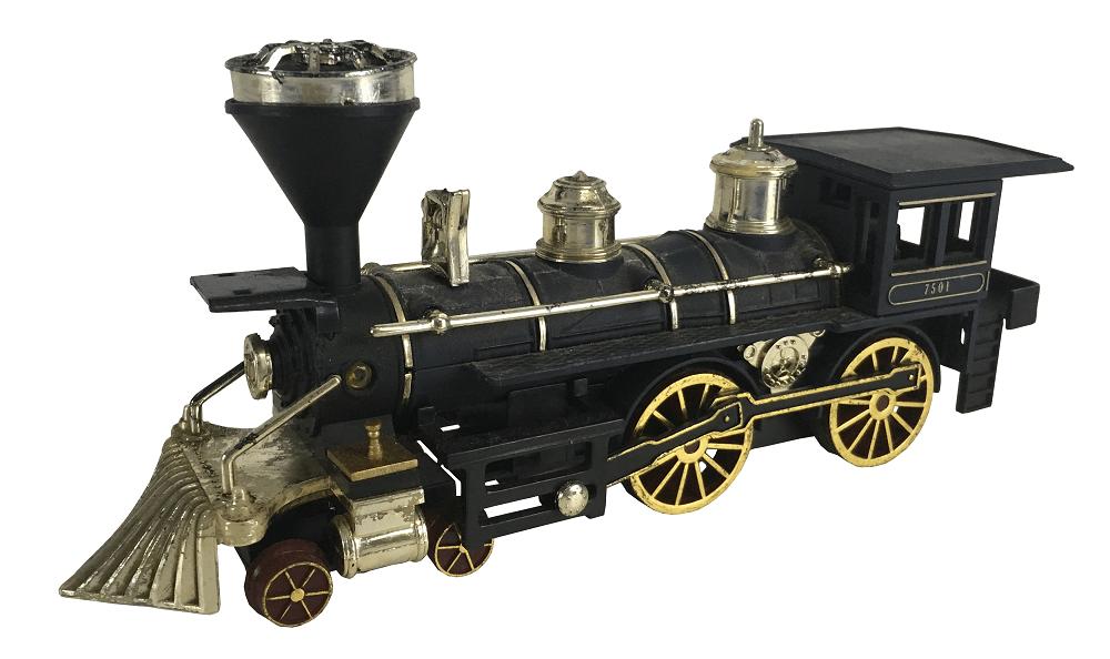 Trem Miniatura Saico Locomotiva