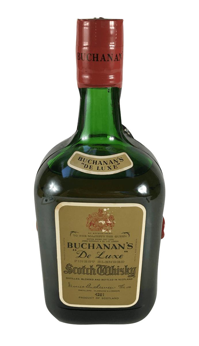 Whisky Antigo Buchanan's Lacrado Na Caixa