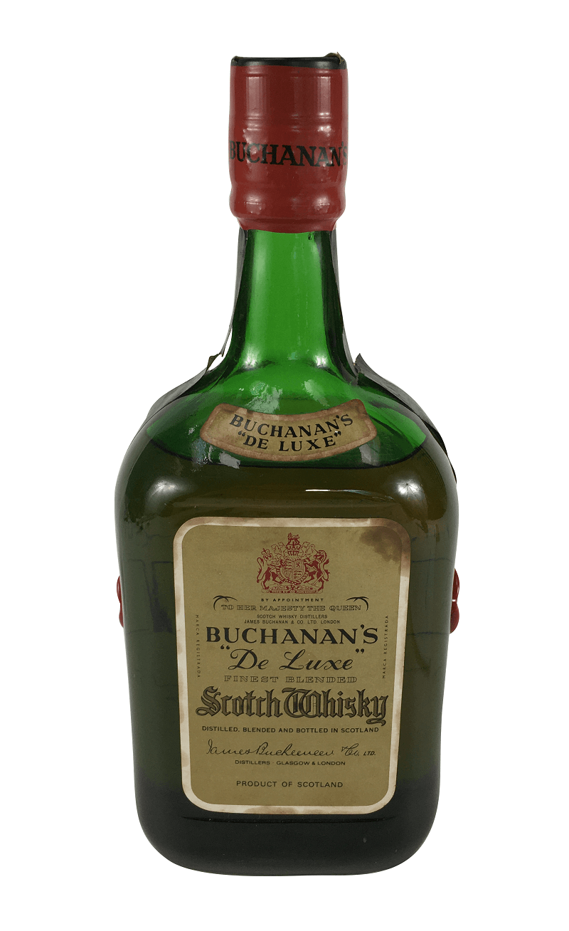 Whisky Antigo Buchanans Lacrado