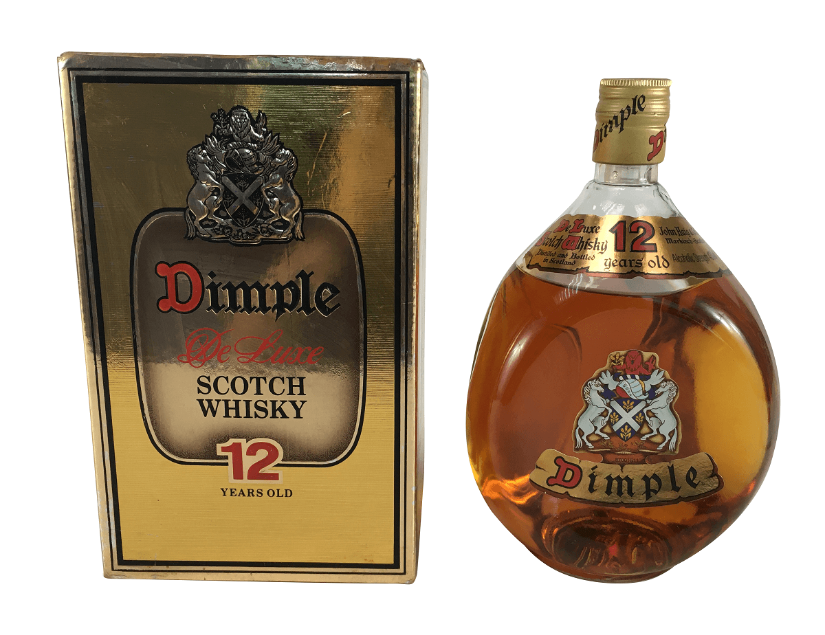 Whisky Antigo Dimple 12 Anos Lacrado