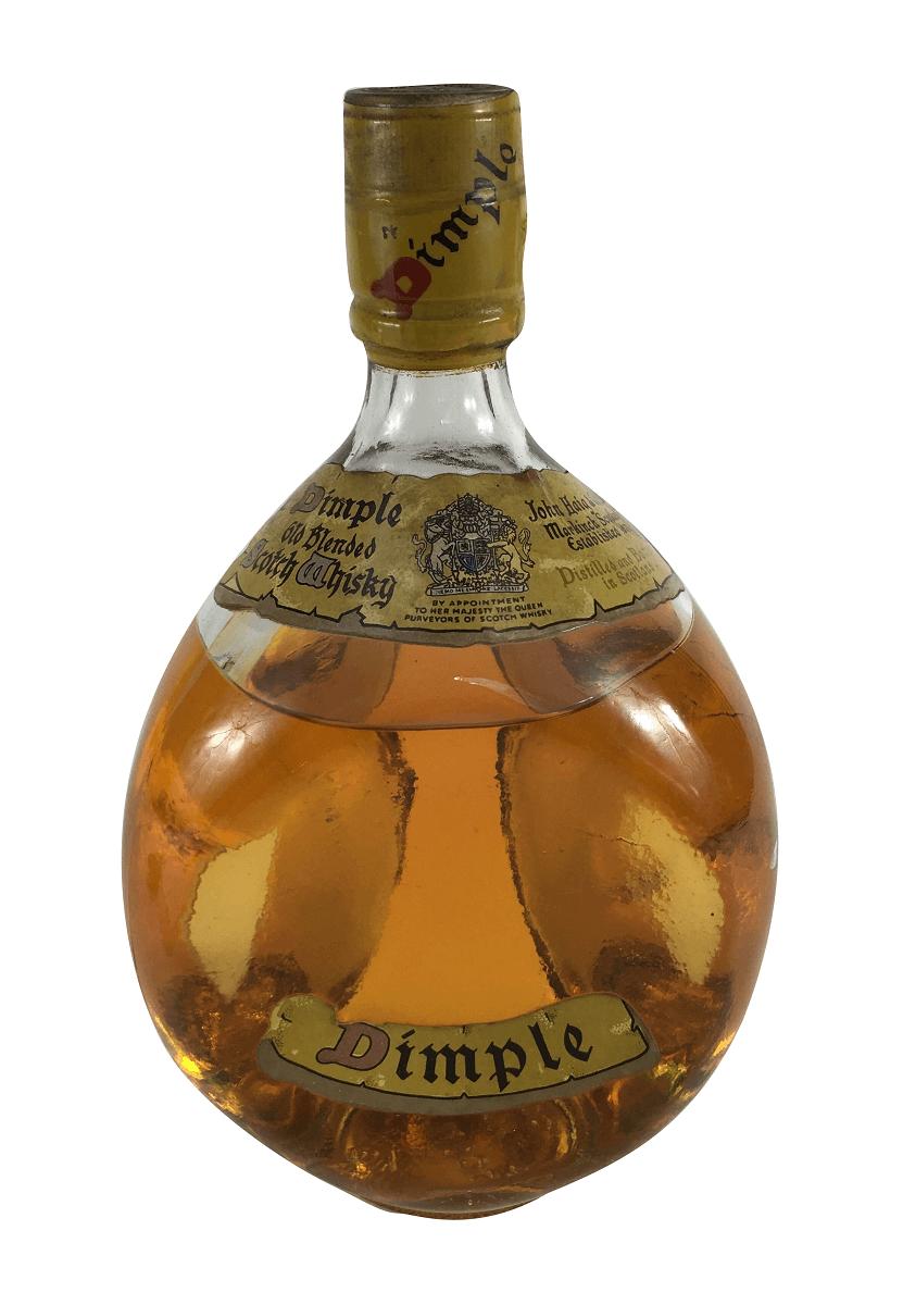 Whisky Antigo Dimple Lacrado