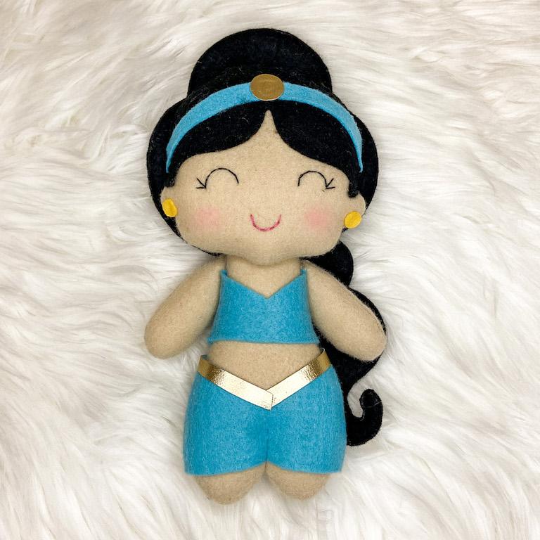 Boneca Princesa da Arábia