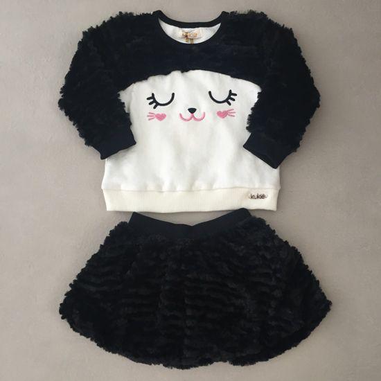 Conjunto Le Petit Kukiê Panda
