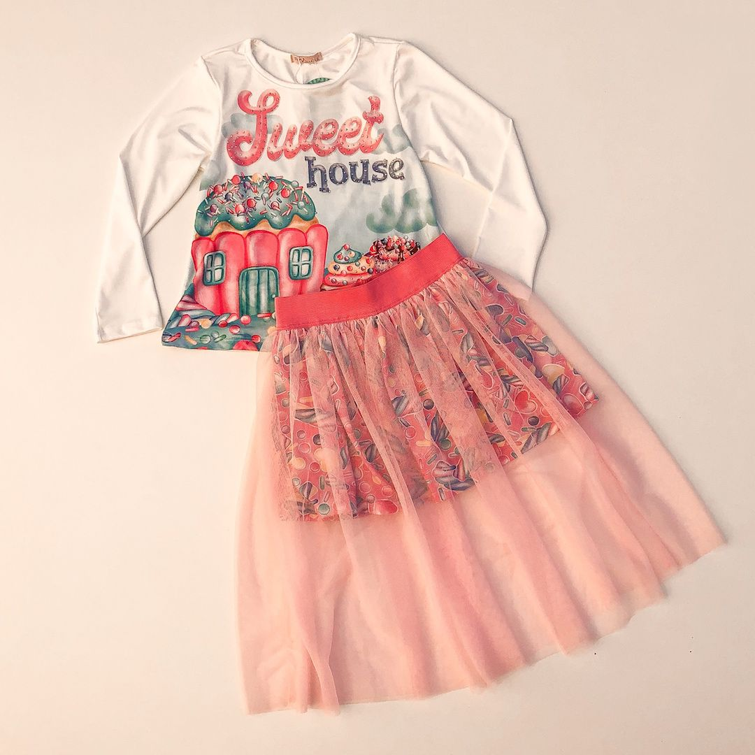 Conjunto Sweet House