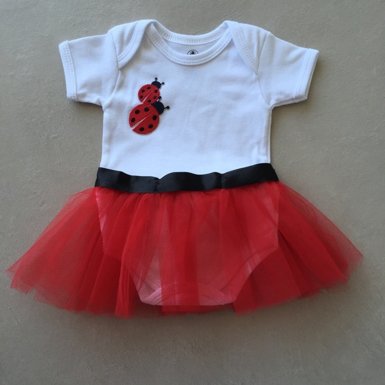 Fantasia Bebê Joaninha