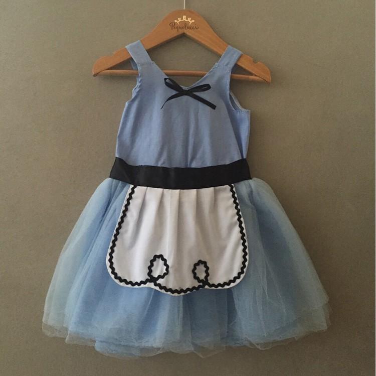 Fantasia Infantil Alice