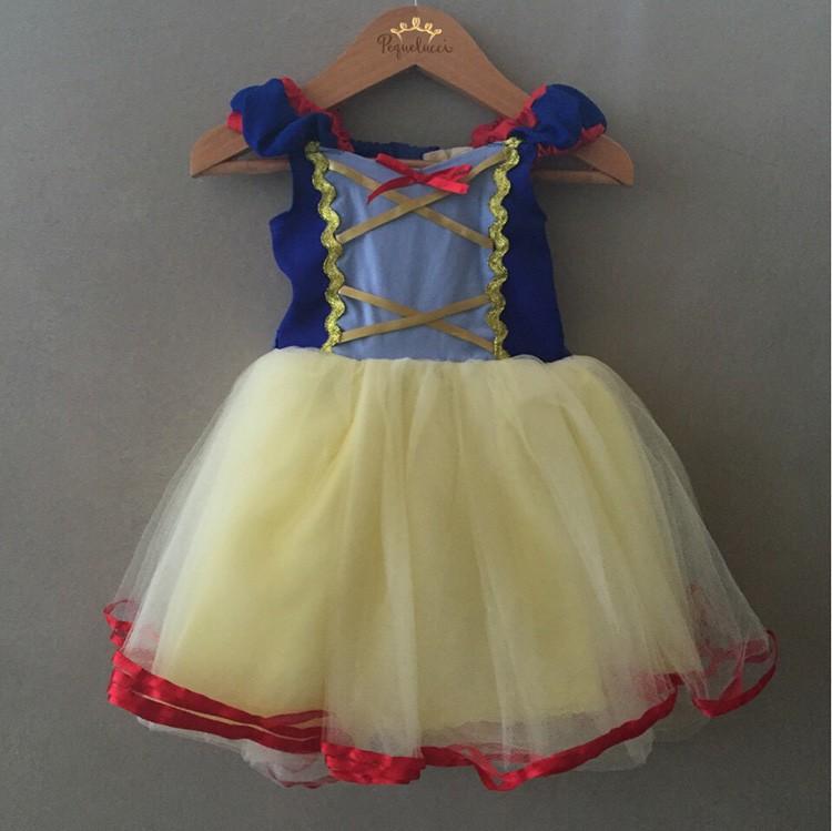 Fantasia Infantil Princesa da Maçã