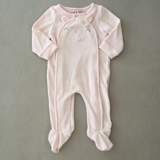 Macacão Le Petit Kukiê Ursinho Baby