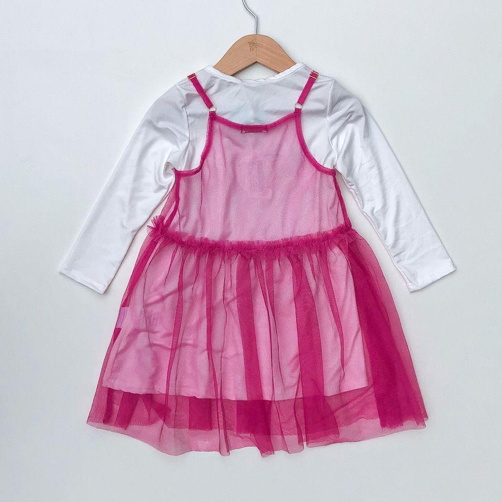 Vestido Ballet Tule