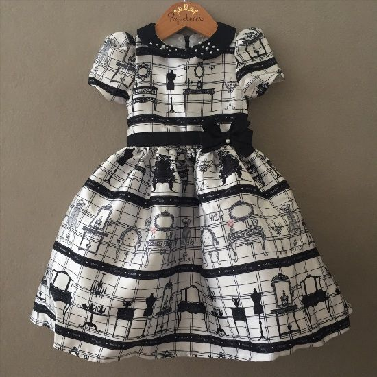 Vestido de Festa Petit Cherie Boutique