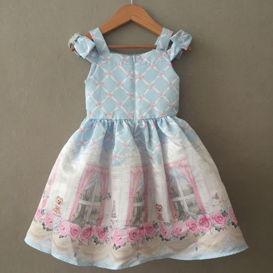 Vestido de Festa Petit Cherie Palácio