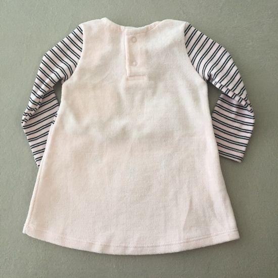 Vestido Le Petit Kukiê Ursinha Baby