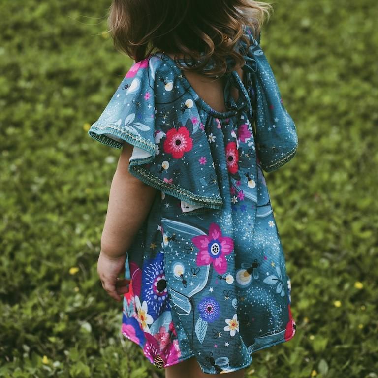 Vestido Luar