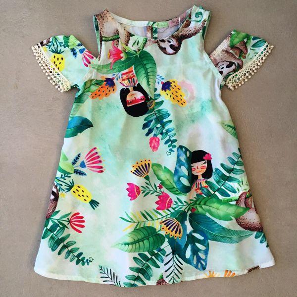 Vestido Mon Sucré Amazônia