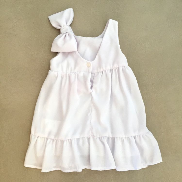 Vestido Mon Sucré Branco
