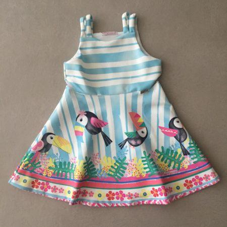 Vestido Mon Sucré Tucanos