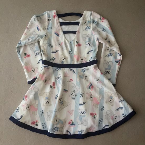 Vestido Petit Cherie Little Bears