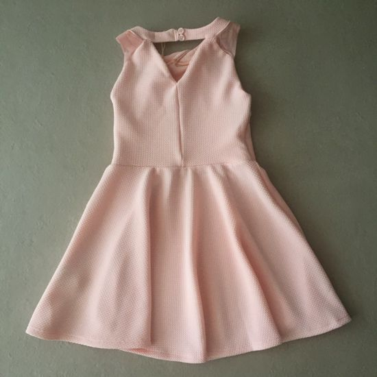 Vestido Petit Cherie Lovely Girl Rosa