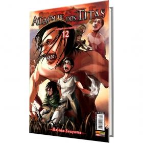 Ataque dos Titãs Vol. 12