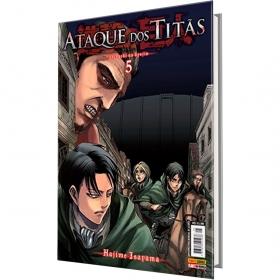 Ataque dos Titãs Vol. 5