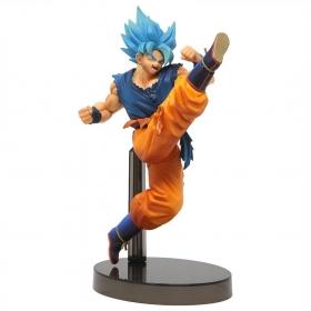 Banpresto The Movie Dragon Ball Super Broly SCultures The TAG Team Super Saiyan God Super Saiyan Son Goku Z-Battle Figure
