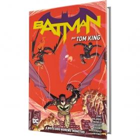 Batman por Tom King Vol. 2 - A Noite dos Homens-Monstro
